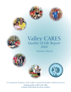 VCARES Summary Report COVER