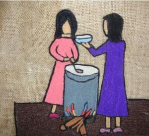 communal pot